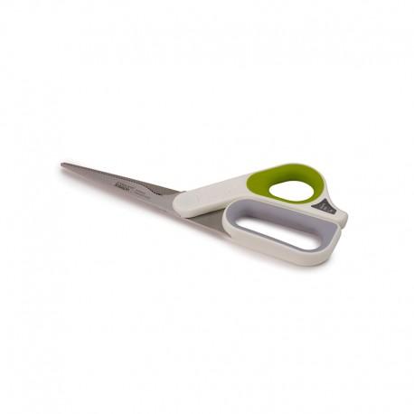 Multi-purpose Kitchen Scissors - Powergrip White And Green - Joseph Joseph JOSEPH JOSEPH JJ10302