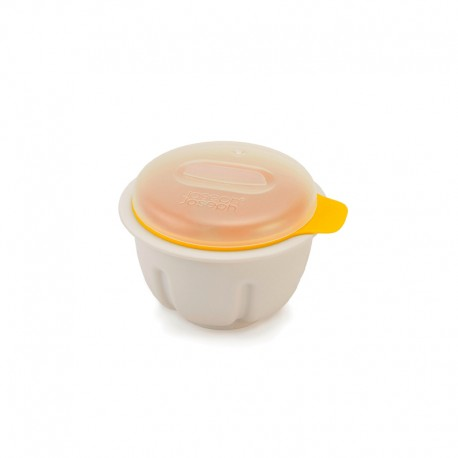 Microwave Egg Poacher - M-Poach White And Yellow - Joseph Joseph JOSEPH JOSEPH JJ20123