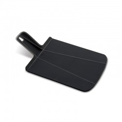 Large Folding Chopping Board - Chop2Pot Black - Joseph Joseph