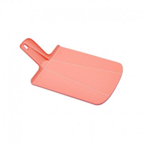 Large Folding Chopping Board - Chop2Pot Soft Pink - Joseph Joseph JOSEPH JOSEPH JJ60155