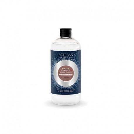 Recarga para Ambientador 500ml - Madeira de Caxemira e Âmbar - Esteban Parfums ESTEBAN PARFUMS ESTEBA-013