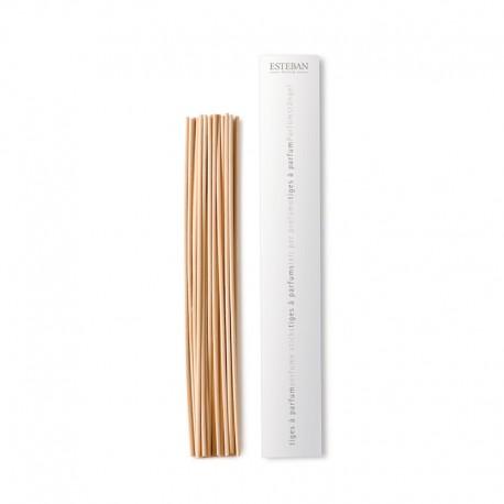 Perfume Sticks for Scented Bouquet 25cm Natural - Esteban Parfums ESTEBAN PARFUMS ESTCMP-144
