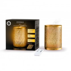 Perfume Mist Diffuser - Gold & Light Edition Golden - Esteban Parfums ESTEBAN PARFUMS ESTCMP-157