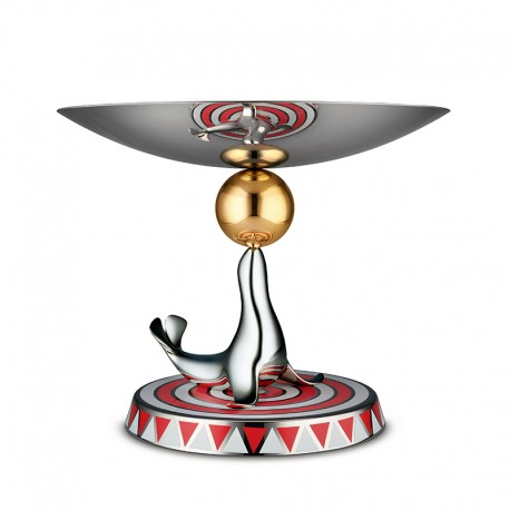 Cake Stand - The Seal - Officina Alessi OFFICINA ALESSI OALEMW69