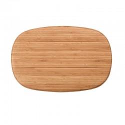 Bread Box Bamboo Lid - Box-It Natural - Rig-tig