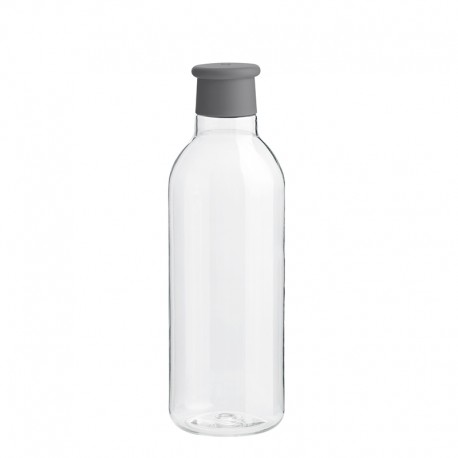 Water Bottle 750ml Grey - Drink-It - Rig-tig RIG-TIG RTZ00212