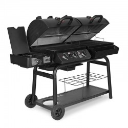 Barbacoa Híbrida Duo Gas/Carbon - Chargriller CHARGRILLER BAR5050