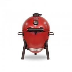 Barbecue a Carvão Akorn Jr. Vermelho - Kamado - Chargriller CHARGRILLER BAR6614