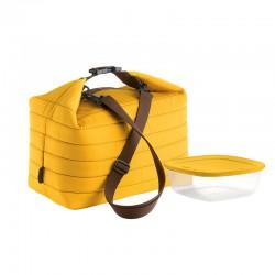 Thermal Bag and Airtight Container L Set Ochre - Handy - Guzzini GUZZINI GZ032903165