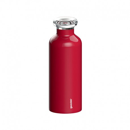Garrafa Térmica para Viagem 500ml - Energy Bordeaux - Guzzini GUZZINI GZ11670003