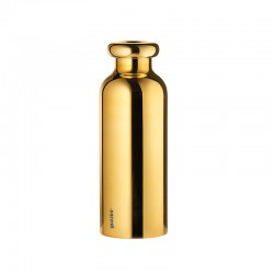 Thermal Travel Bottle 500ml - On The Go Gold - Guzzini