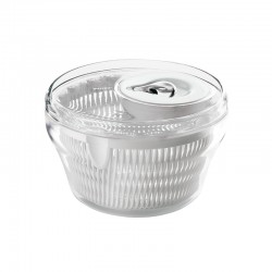 Salad Spinner Large ø28cm - Kitchen Active Design Clear - Guzzini