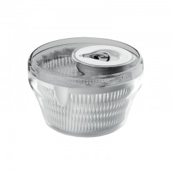 Salad Spinner Large ø28cm Grey - Kitchen Active Design - Guzzini