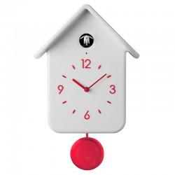 Reloj de Cuco QQ con Péndulo Blanco - HOME - Guzzini GUZZINI GZ16860211