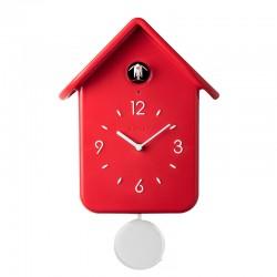 QQ Cuckoo Clock with Pendulum Red - HOME - Guzzini GUZZINI GZ16860255
