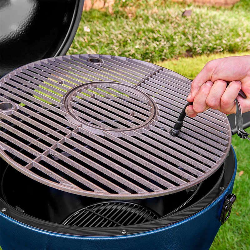 Akorn Charcoal Grill Sapphire Blue Kamado Chargriller