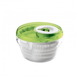 Salad Spinner Large ø28cm Green - Kitchen Active Design - Guzzini