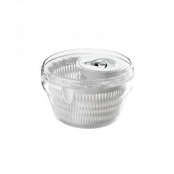 Centrifugadora Ensalada ø22cm - Kitchen Active Design Transparente - Guzzini