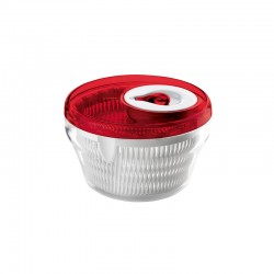 Salad Spinner ø22cm Red - Kitchen Active Design - Guzzini