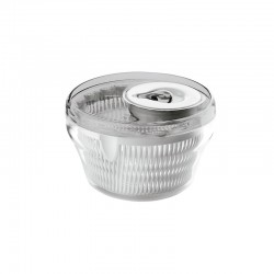 Centrifugadora de Salada ø22cm Cinza - Kitchen Active Design - Guzzini