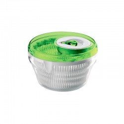 Centrifugadora Ensalada ø22cm Verde - Kitchen Active Design - Guzzini