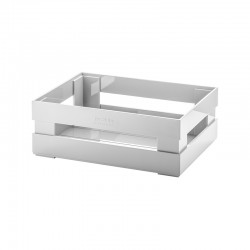 Medium Box Grey - Tidy&Store - Guzzini