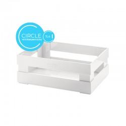 Medium Box Circle White - Tidy&Store - Guzzini GUZZINI GZ169301100