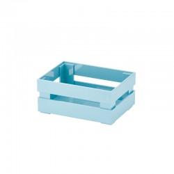 Cajoncito Pequeño Azul - Tidy&Store Azul Claro - Guzzini