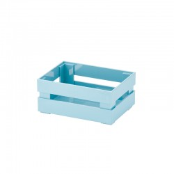 Small Box Blue - Tidy&Store Matt Blue - Guzzini GUZZINI GZ169900189