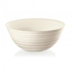 XL Bowl Milk White - Tierra - Guzzini