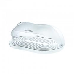 Caixa para Pão - Kitchen Active Design Transparente - Guzzini GUZZINI GZ23250000