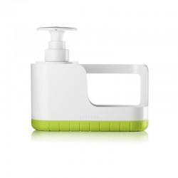 Sink Tidy with Soap Dispenser Green - Guzzini