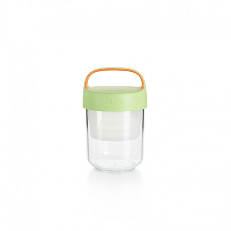 Frasco 400ml Verde - To Go - Lekue LEKUE LK0301014V12U150