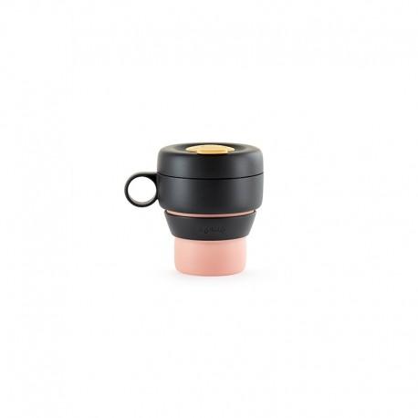 Copo Rebatível Coral - Mug To Go - Lekue LEKUE LK0301050R06M017