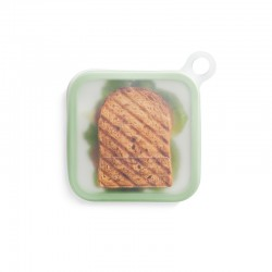 Reusable Sandwich Case Grey - Lekue