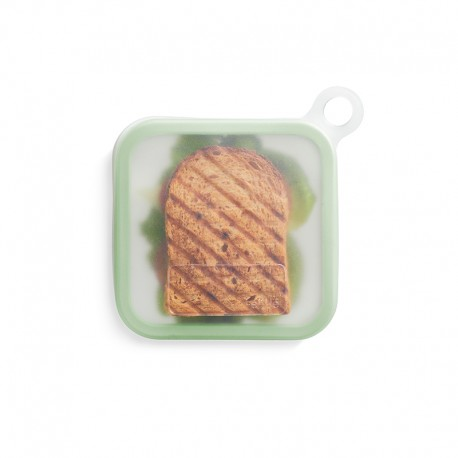 Reusable Sandwich Case Grey - Lekue LEKUE LK3401700B04U004