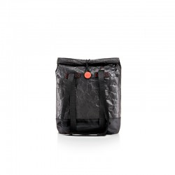 2 in 1 LunchBag - To Go Black - Lekue