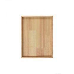 Wooden Tray 32,5cm – Wood Natural Nature - Asa Selection