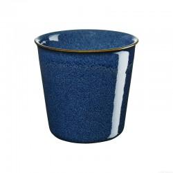 Copo para Café Longo Ø9,2cm Azul Escuro - Coppetta - Asa Selection