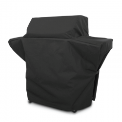 Cover For Barbecue T5000 Black - Charbroil