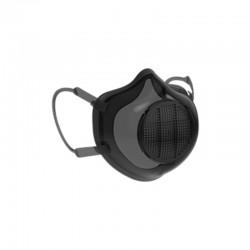 Máscara de Proteção Ecológica Adulto Preto - Eco-Mask - Guzzini Protection GUZZINI protection GZ10890010