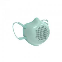 Máscara de Proteção Ecológica Adulto Verde - Eco-Mask - Guzzini Protection GUZZINI protection GZ108900175