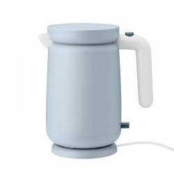 Electric Kettle 1L Light Blue - Foodie - Rig-tig