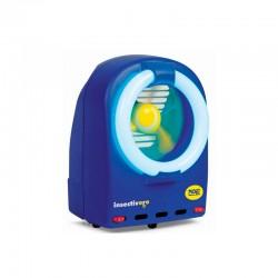 Insectívoro 55W Azul Oscuro - Mo-el MO-EL MEL361B