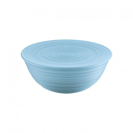 XL Bowl with Lid Blue - Tierra - Guzzini GUZZINI GZ175001157