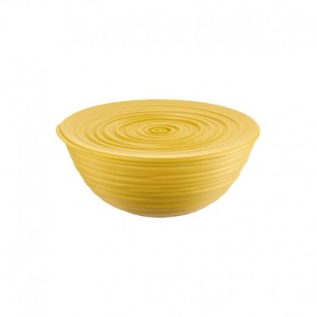 L Bowl with Lid Yellow - Tierra - Guzzini GUZZINI GZ175002206