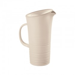Pitcher with Lid Clay - Tierra - Guzzini