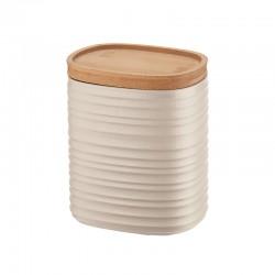 Storage Jar Medium Clay - Tierra - Guzzini
