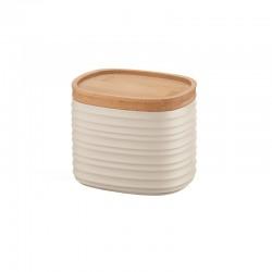 Storage Jar Small Clay - Tierra - Guzzini