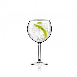 Conj. de 8 Copos para Gin Tónico - Air Beach Transparente - Italesse